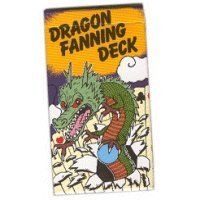 Dragon Fanning Deck by Royal Magic Toys & Games