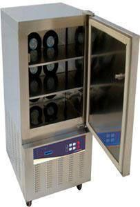 Commercial Gelato Ice Cream Machine Blast Freezer Flash Freezer