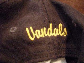 Vtg Idaho Vandals Adult One Size Adjustable Hat