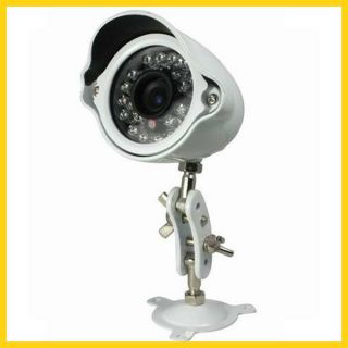 24 IR Lens 3 6mm Lens CMOS Color Outdoor Security Mini CCTV Camera Hot