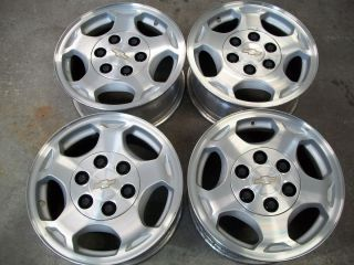 16 Chevy Wheels Tahoe Suburban Silverado 99 02 Avalanche Factory Rims