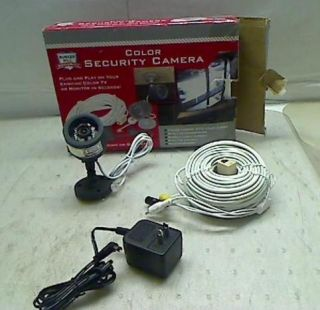 Color Security Camera Built in Microphone Clarity TADD