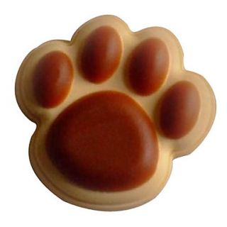 USD $ 1.19   Cute Bear Paw Shaped Fridge Magnet ,