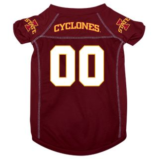 Iowa State University Cyclones Pet Dog Jersey All Sizes
