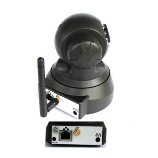 WiFi Wireless 2 Way IR Audio Motion Detection Cam IP Camera Night
