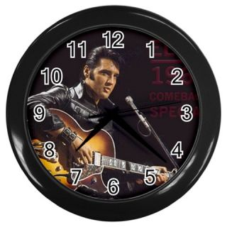 Elvis Presley Round Wall Clock Gift Decor Collector B