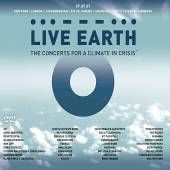 2DVD CD Live Earth Concert Roger Waters James Blunt