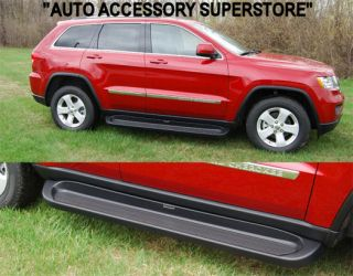 2011 UP JEEP GRAND CHEROKEE RUNNING BOARDS; STEP STYLE CUSTOM MADE