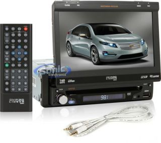 Jensen UV10 in Dash 7 Touch Screen LCD Car DVD Player