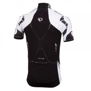 New Pearl Izumi Mens Pro P R O Leader Jersey Black White Size Medium M