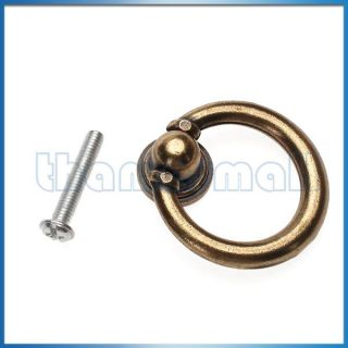 Pull Knob for Furniture Hardware Cabinet Drawer Dresser Jewelry Box