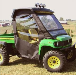 John Deere Gator Doors and Rear Window Combo