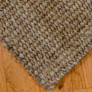 Rococo 6x9 Hand Woven All Natural Jute Area Rugs