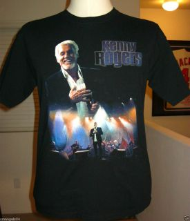 Kenny Rogers The Journey Tour Shirt Size Large
