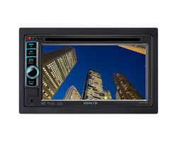 2011 New Kenwood DDX 318 6 1 Double DIN DVD Receiver