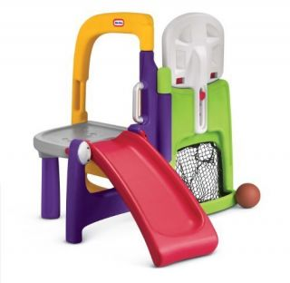 Little Tikes in Outdoor Kids Adventure Climber Slide
