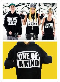 BIGBANG Big Bang G Dragon GD One of A Kind Fan Hoodie KPOP New