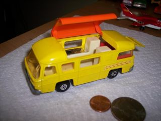 1970 Matchbox Speed Kings Camping Cruiser K 27 Camper Volkswagen Van