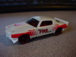 70 Chevy Chevrolet Camaro RS Kokomo Fire Car Out of Package