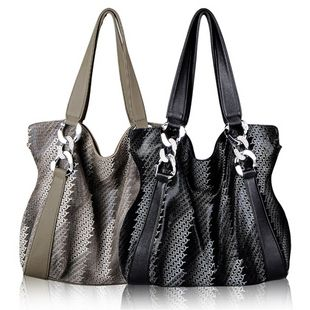 Genuine Leather Womens Ladies Designer Handbag Purse Hobo Shoulder