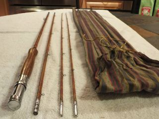 Old Split Bamboo Fly Rod