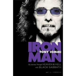 New Iron Man Iommi Tony Lammers T J Con 0306819554