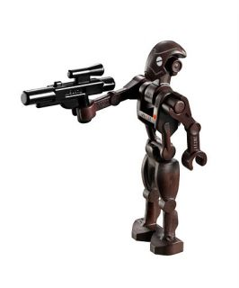 Star Wars Lego Commando Droid Minifigure New