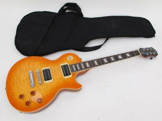 2005 Epiphone Les Paul Classic Electric Guitar w/ Gig Bag ~ Excellent