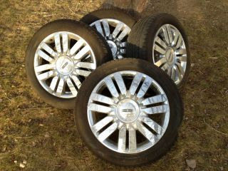 Rims Tires Lincoln MKX