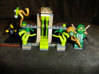 Lego Ninjago Green Ninja w Lloyd SET9440 Great Set