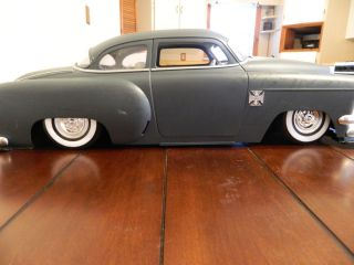 RARE Jesse James 1 6 Scale West Coast Choppers RC Car 1954 Chevy