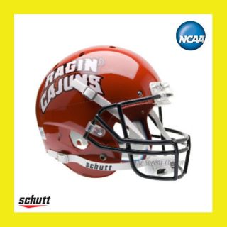 LOUISIANA RAGIN CAJUNS OFFICIAL FULL SIZE XP REPLICA FOOTBALL HELMET