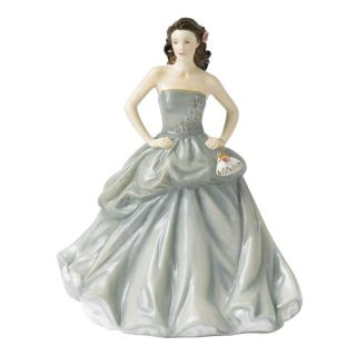 Royal Doulton Pretty Ladies Happy Birthday 2013 Figure of the Year HN