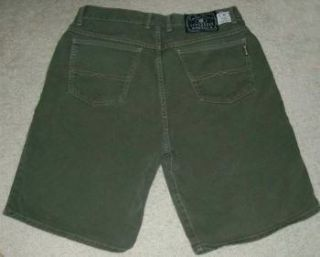 Lucky Brand Jeans Size 31 Relaxed Fit Khaki Shorts Nice Mens