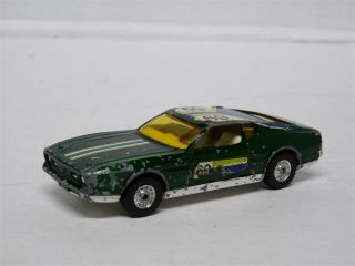 Corgi Whizzwheels 329 Ford Mustang Mach 1 Diecast Model Car