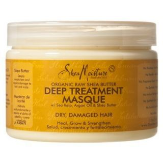 Shea Moisture Raw Shea Restorative Treatment Masque 12 Oz