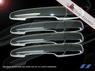 Mazda CX7 2006 2010 4DR Door Handle Covers Chrome