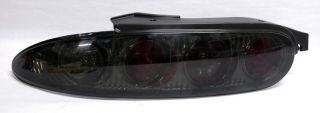 Smoke altezza Tail Lights Fits Mazda MX3 92 97