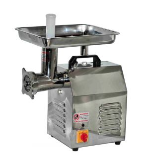Commercial Electric Meat Grinder Mod TC12N 110volt