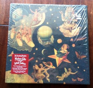 Smashing Pumpkins   Mellon Collie And The Infinite Sadness 4 LP Vinyl