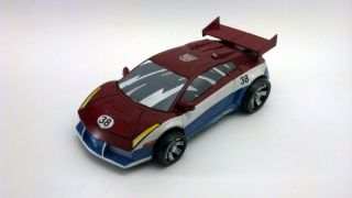 TRANSFORMERS CUSTOM MASTERPIECE SCALE SMOKESCREEN G1 STYLE BY COLOSAL
