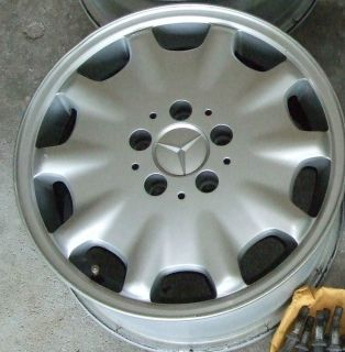 Mercedes Benz E320 16 Factory Wheel Rim