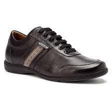 Mens Mephisto Bonito Black Oxfords Lace Up Shoes 11 5 D $325