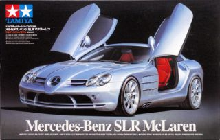 Tamiya 24290 Mercedes Benz SLR McLaren 1 24 Scale Kit