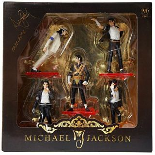 Figure Set Michael Jackson Statue Doll Forever Cool