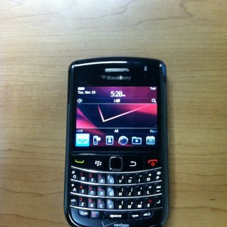 Blackberry Bold 9650 GSM Unlocked Smartphone w/ 3 MP Camera, Bluetooth