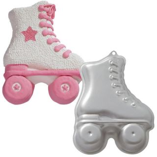 Wilton Roller Skate Shaped Novelty Party Cake Pan