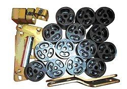 Performance Accessories 70033 Body Lift Kit (Fits Ford Ranger)