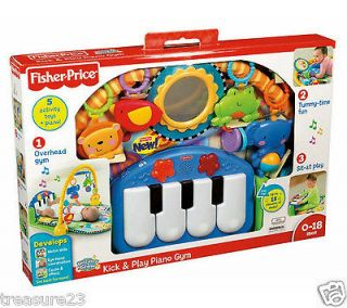Price Discover and n Grow Kick and Play Piano Activity Gym New