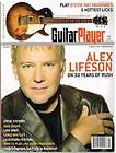 Guitar Player Magazine (March 2006) Alex Lifeson RUSH / Steve Stevens